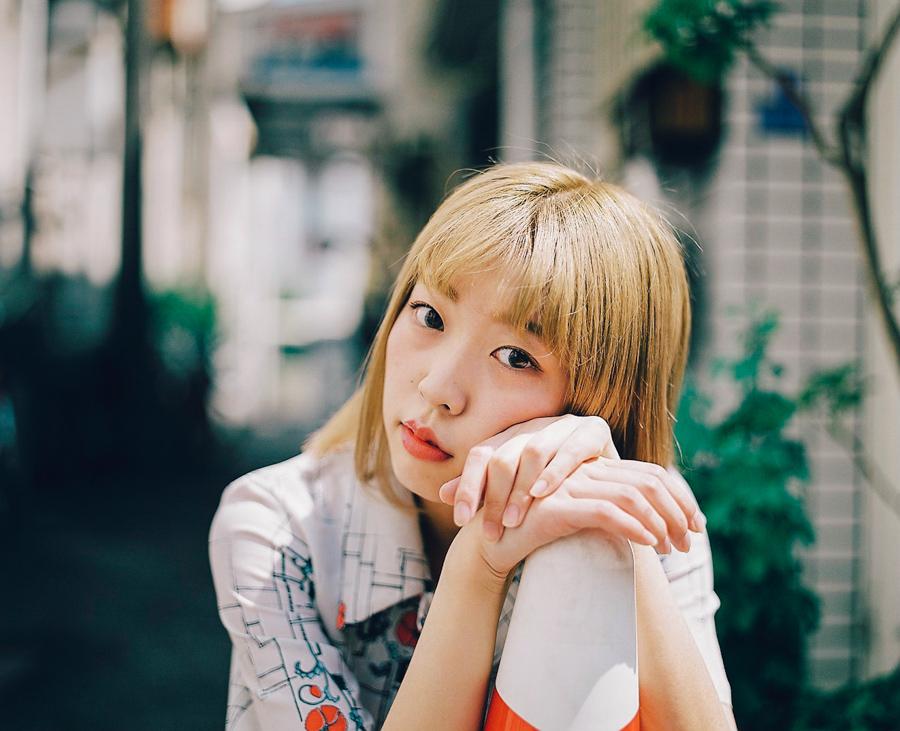 モデルfumika