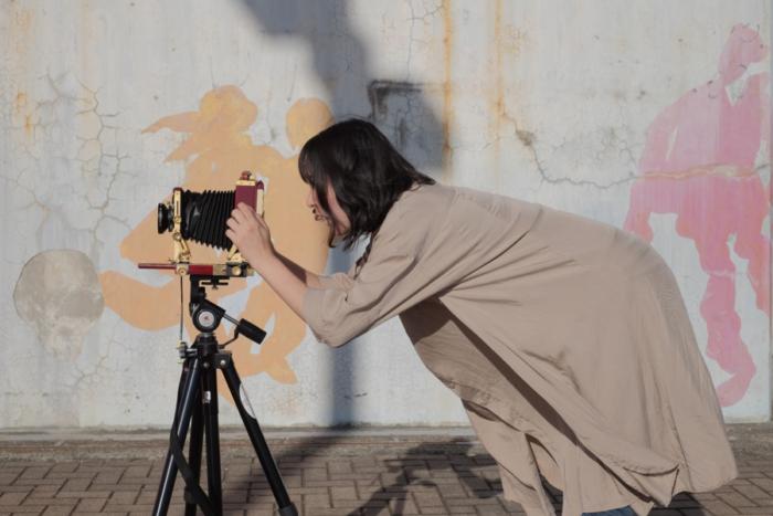 モデル石田裕子
