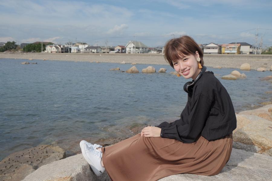 モデルMANAE FUJIWARA